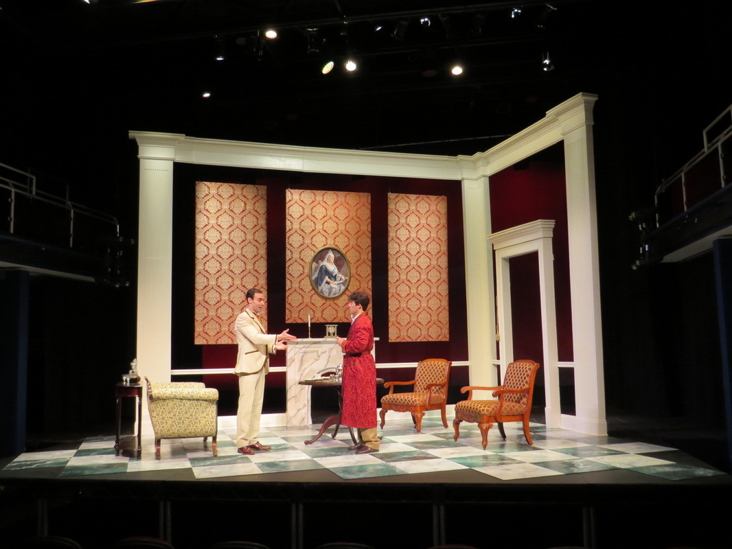 the importance of being earnest 3 Summary no time has elapsed, but in act iii gwendolen and cecily are in the  morning room of the manor house, looking out  the importance of being  earnest.